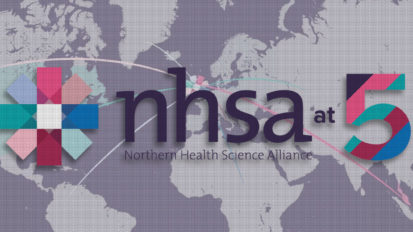 NHSA – Animated Infographic