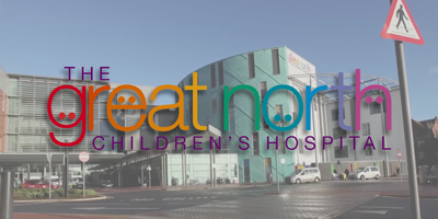 Great North Children's Hospital logo