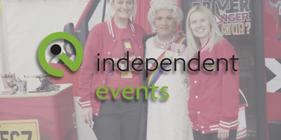 Independent Events logo