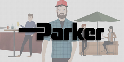 parker character animation