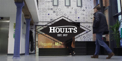 hoults yard