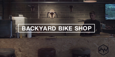 backyard bike shop logo